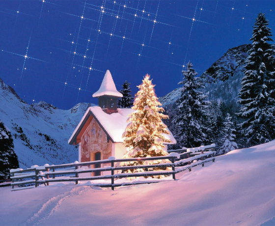 Wigilia w Alpach - brak możliwości realizacji - COVID